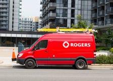 Φορτηγό Rogers Στοκ εικόνες με δικαίωμα ελεύθερης χρήσης