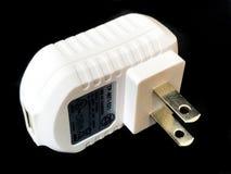 Φορτιστής εναλλασσόμενου ρεύματος USB στοκ φωτογραφία με δικαίωμα ελεύθερης χρήσης