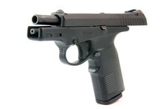 φορτωμένο όπλο Στοκ φωτογραφίες με δικαίωμα ελεύθερης χρήσης