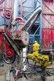 Φορτωτήρας πετρελαίου - περιστροφικός πίνακας στοκ εικόνα με δικαίωμα ελεύθερης χρήσης