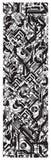 φουτουριστική άνευ ραφή&sig Στοκ εικόνα με δικαίωμα ελεύθερης χρήσης