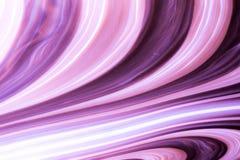 Φουτουριστικό αφηρημένο υπόβαθρο των όμορφων καμμένος γεωμετρικών γραμμών νέου ροζ και πορφύρας στοκ εικόνες με δικαίωμα ελεύθερης χρήσης