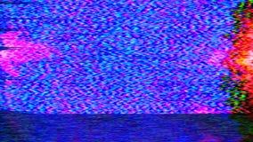 Φουτουριστικό κινούμενο ελαφρύ, αφηρημένο σχέδιο mandala απόθεμα βίντεο