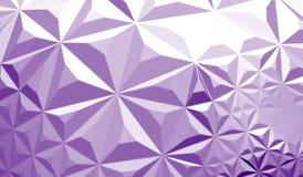 Φουτουριστικό υπόβαθρο με τις γραμμές και αφηρημένο χαμηλός-πολυ, polygonal τριγωνικό υπόβαθρο μωσαϊκών για τον Ιστό, παρουσιάσει Στοκ Εικόνα