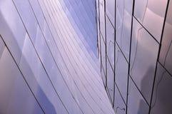 Φουτουριστικό backroung Στοκ εικόνα με δικαίωμα ελεύθερης χρήσης