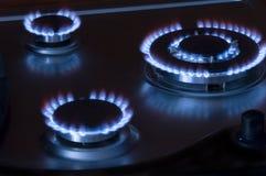 φούρνος αερίου Στοκ εικόνα με δικαίωμα ελεύθερης χρήσης