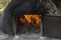 Φούρνος αργίλου Στοκ φωτογραφία με δικαίωμα ελεύθερης χρήσης