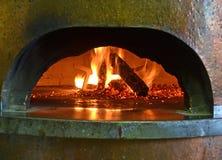 Φούρνος πιτσών Στοκ Εικόνα