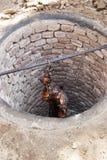 Φούρνος Tandoori Στοκ εικόνα με δικαίωμα ελεύθερης χρήσης