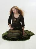 φούστα ικεσίας κοριτσιώ&nu Στοκ φωτογραφίες με δικαίωμα ελεύθερης χρήσης