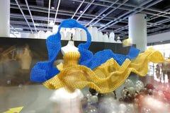 Φούστα μπαλονιών Στοκ φωτογραφία με δικαίωμα ελεύθερης χρήσης