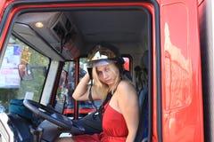 φούστα πυρκαγιάς Στοκ Φωτογραφία