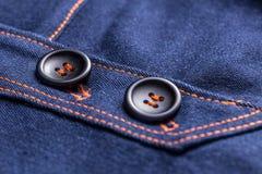 Φούστα τζιν παντελόνι Στοκ φωτογραφία με δικαίωμα ελεύθερης χρήσης