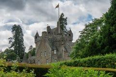Φράκτες του Castle στοκ εικόνες