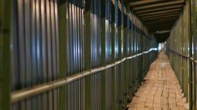 Φράκτης περιοχής κατασκευής Στοκ εικόνες με δικαίωμα ελεύθερης χρήσης