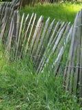 Φράκτης στύλων Στοκ εικόνες με δικαίωμα ελεύθερης χρήσης