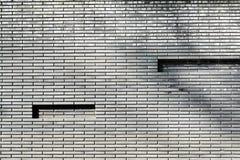 Φράκτης τούβλου σύστασης με μια ημέρα ΙΙΙ θέσεων στοκ εικόνες