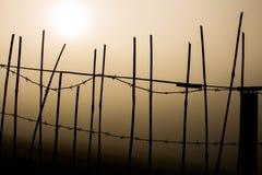 Φράκτης Στοκ φωτογραφίες με δικαίωμα ελεύθερης χρήσης