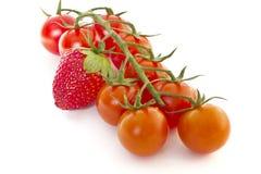 φράουλα έννοιας μοναδική Στοκ εικόνα με δικαίωμα ελεύθερης χρήσης