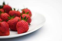 φράουλα επίθεσης Στοκ Εικόνες
