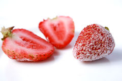 φράουλα μούρων Στοκ Εικόνες