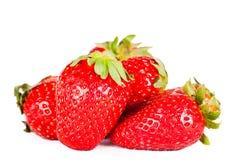 φράουλα ομάδας μούρων Στοκ φωτογραφία με δικαίωμα ελεύθερης χρήσης