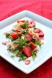 φράουλα σαλάτας Στοκ Φωτογραφίες