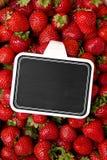 φράουλα χαρτονιών edzr Στοκ Φωτογραφία