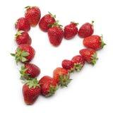 φράουλα Στοκ Φωτογραφίες