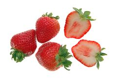 φράουλα στοκ εικόνες