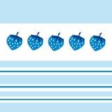 φράουλες ανασκόπησης Στοκ φωτογραφία με δικαίωμα ελεύθερης χρήσης