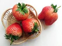 Φράουλα από την Ταϊλάνδη Στοκ φωτογραφία με δικαίωμα ελεύθερης χρήσης