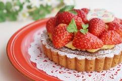 Φράουλα ξινή στοκ φωτογραφία με δικαίωμα ελεύθερης χρήσης