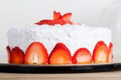 Φράουλα shortcake Στοκ Εικόνες