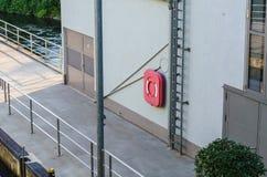 Φράχτης Baldeneysee Στοκ Φωτογραφία