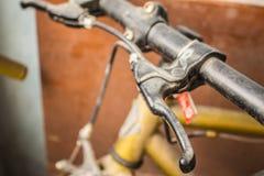 Φρένο ποδηλάτων Στοκ Εικόνες