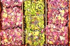 Φρέσκα αραβικά γλυκά Στοκ εικόνα με δικαίωμα ελεύθερης χρήσης