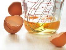 Φρέσκα αυγά Στοκ Φωτογραφίες