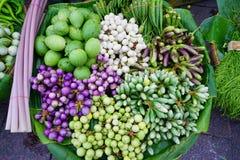 Φρέσκα λαχανικά και μη τοξικός Στοκ Εικόνα