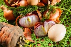 φρέσκα λαχανικά χορταριών Στοκ εικόνες με δικαίωμα ελεύθερης χρήσης