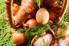 φρέσκα λαχανικά χορταριών Στοκ Φωτογραφία