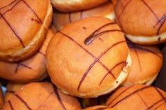 Φρέσκα γλυκά donuts Στοκ φωτογραφίες με δικαίωμα ελεύθερης χρήσης