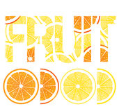 Φρέσκα λεμόνια και πορτοκάλια Στοκ φωτογραφίες με δικαίωμα ελεύθερης χρήσης