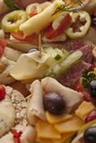 Φρέσκα εύγευστα σάντουιτς Στοκ φωτογραφίες με δικαίωμα ελεύθερης χρήσης