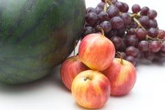 Φρέσκα και νόστιμα φρούτα Στοκ Εικόνα