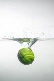 Φρέσκα κολυμπώντας φρούτα και λαχανικά Στοκ Εικόνες
