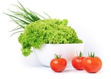 φρέσκα λαχανικά ζωής ακόμα Στοκ Εικόνα