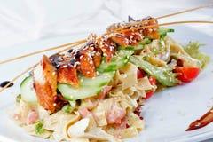 φρέσκα λαχανικά θαλασσι&n Στοκ Εικόνα