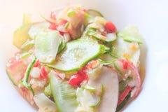φρέσκα λαχανικά σαλάτας Στοκ Φωτογραφία