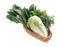 φρέσκα λαχανικά Στοκ Φωτογραφία